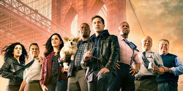 Прощание в духе эпичного блокбастера: появился новый трейлер финального сезона «Бруклина 9-9»