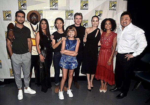 Слухи: персонажи Джеммы Чан и Кита Харингтона будут в центре сюжета «Вечных»