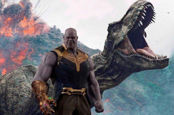 В честь Таноса из «Мстителей: Война бесконечности» назвали динозавра