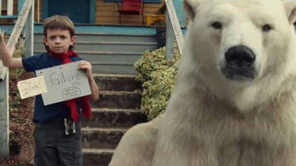 И снова полярные медведи: Disney выпустил трейлер семейной комедии «Тимми Фейл: Допущены ошибки»