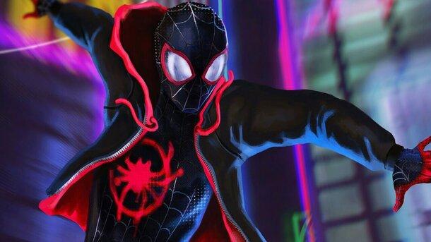 Лучшим анимационным фильмом года признали «Человека-паука: Через вселенные»