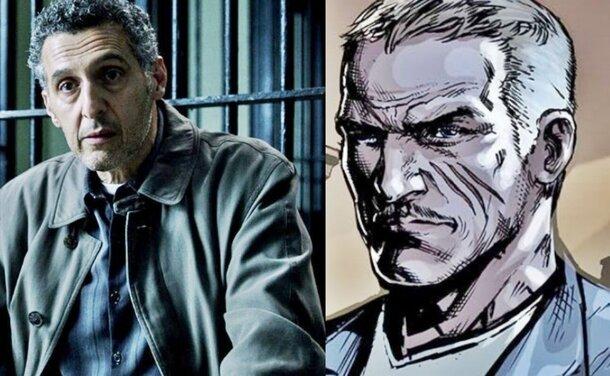Джон Туртурро присоединился к «Бэтмену» в роли мафиозного босса Кармайна Фальконе