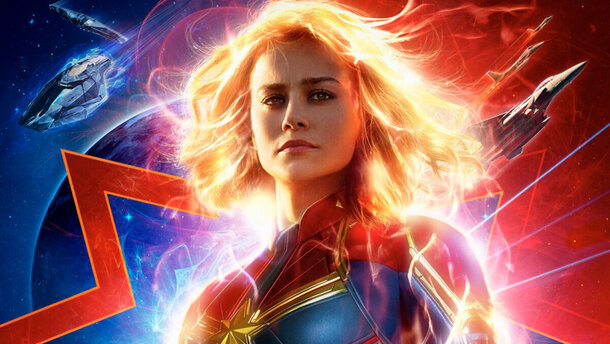 Новая звезда Marvel Бри Ларсон стала самой популярной актрисой 2019 года