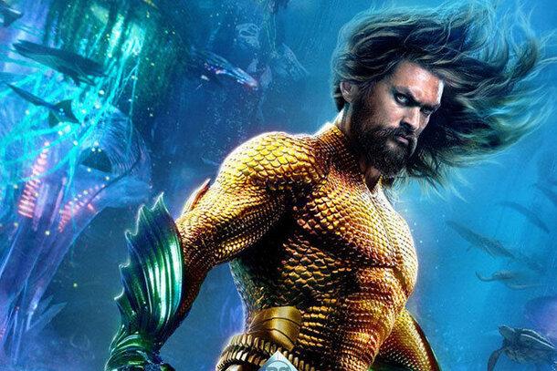 На дне: Характер-постеры супергеройского экшна «Аквамен»