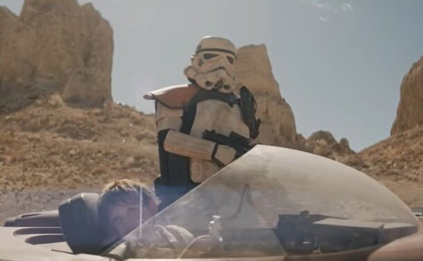 Лучше Disney: фанаты «Звездных войн» сняли 18-минутный фильм про Оби-Вана Кеноби
