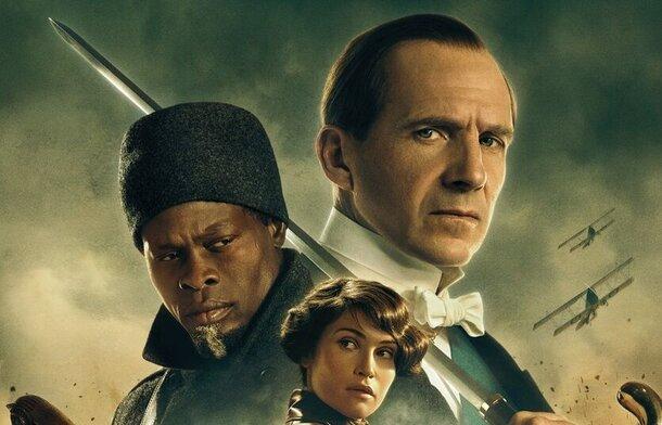 Костюмы, трости, джентльмены: новый трейлер «King's man: Начало»