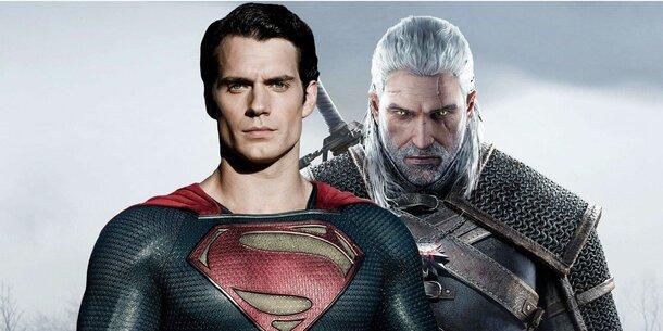 Супермен, подвинься: Генри Кавилл в образе Ведьмака
