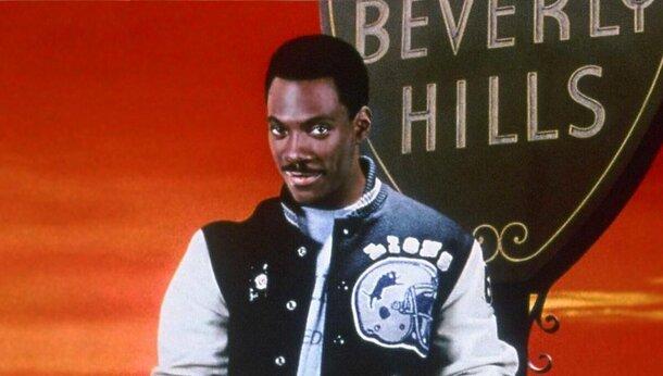 Netflix снимет «Полицейского из Беверли-Хиллз 4» с Эдди Мерфи