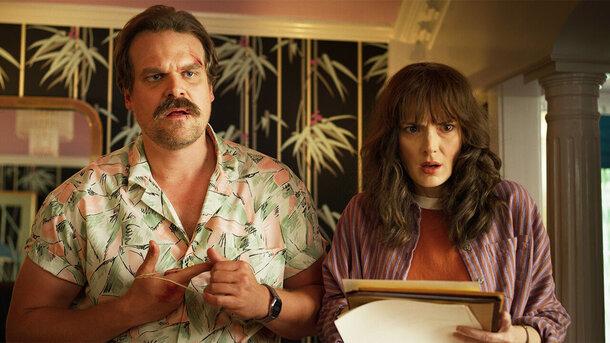 Третий сезон «Очень странных дел» установил рекорд на Netflix