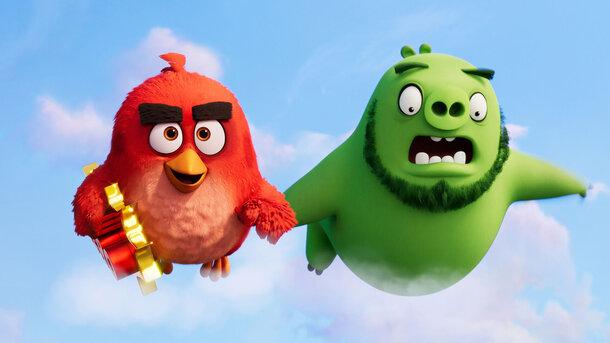 Миру нужны герои: Новый трейлер «Angry Birds вкино2»