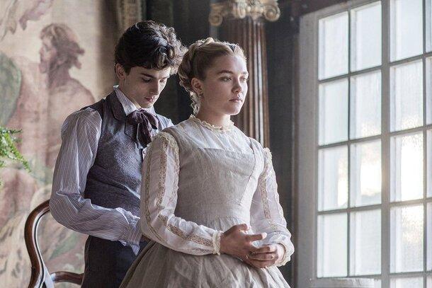 «Это позор»: Флоренс Пью поддержала Грету Гервиг, не номинированную на «Оскар» за лучшую режиссуру