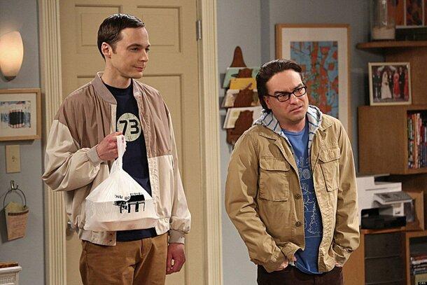 Леонарда и Шелдона в «Теории большого взрыва» могли сыграть экранные Барри Крипке и Стюарт