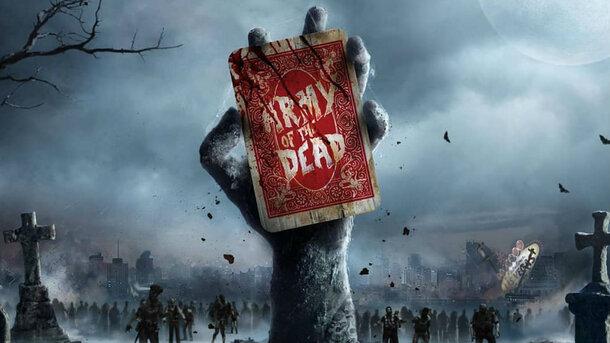 Появился первый кадр из зомби-триллера Зака Снайдера