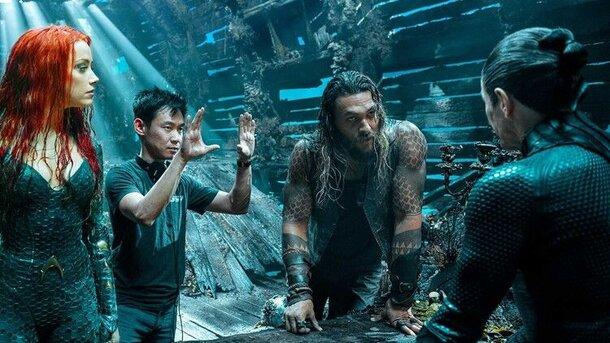 Джеймс Ван спрятал в «Аквамене» отсылки к «Форсажу» и «Заклятию»
