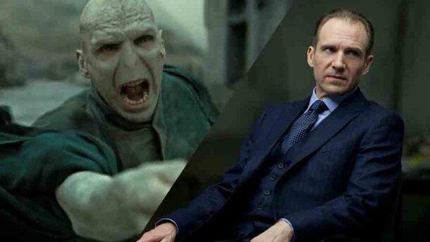 С «Гарри Поттером» по жизни: Рэйф Файнс не хочет уступать роль Волан-де-Морта другому актеру