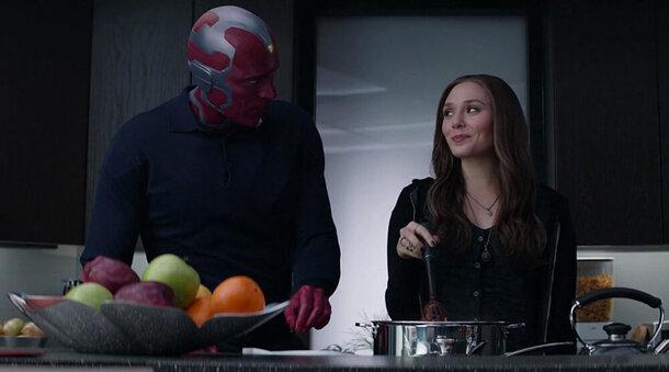 С намеком на сюжет: на съемках сериала «ВандаВижен» замечены второстепенные персонажи Marvel