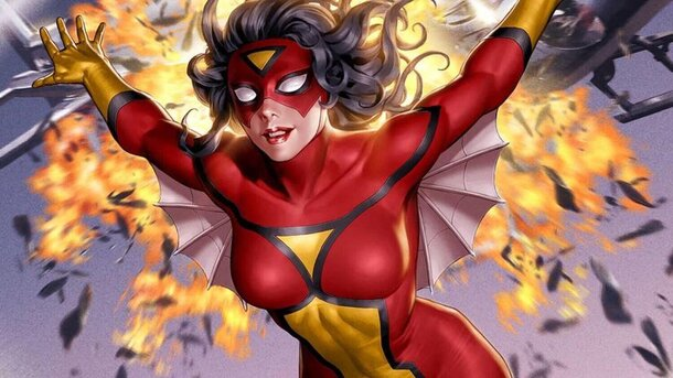 Студия Sony Pictures может снять комикс-блокбастер о Женщине-пауке