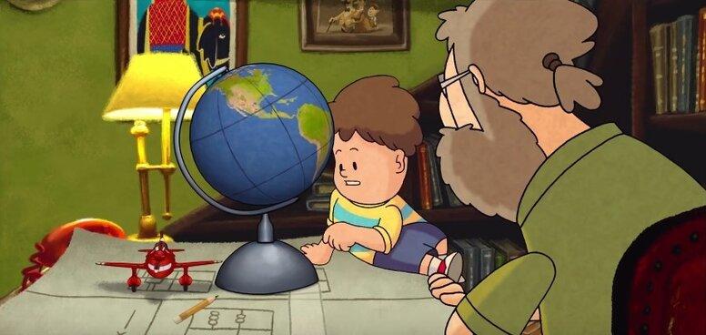 Кадр из фильма «Белль и Себастьян, Приключение продолжается»