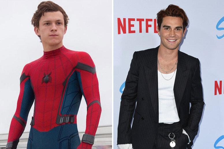 Звезда «Ривердейла» Кей Джей Апа мог стать новым Человеком-пауком