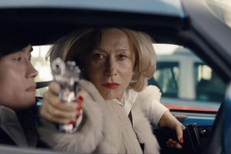 Хелен Миррен мечтает сыграть главного злодея в Бондиане