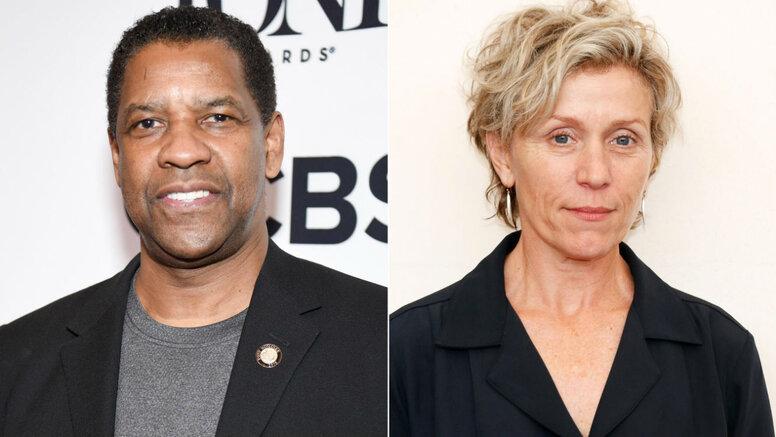 Фрэнсис МакДорманд и Дензел Вашингтон сыграют главные роли в новой версии «Макбета»