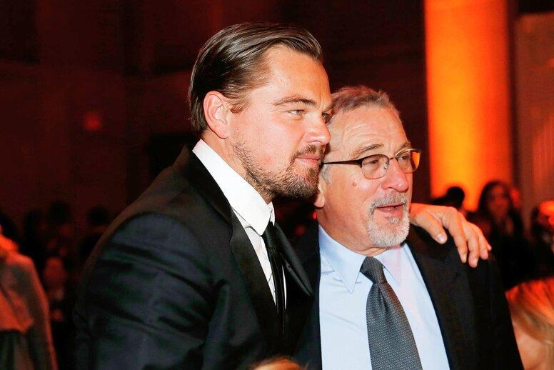 Леонардо ДиКаприо вручит Роберту Де Ниро награду Гильдии актеров за прижизненные достижения