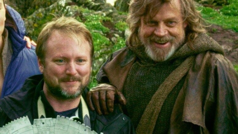 Режиссер «Последних джедаев» выразил желание снять эпизод «Мандалорца»