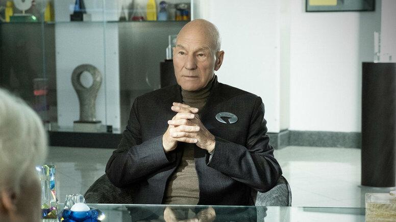Его история ещё не закончилась: Опубликован тизер сериала «Звёздный путь: Пикар»