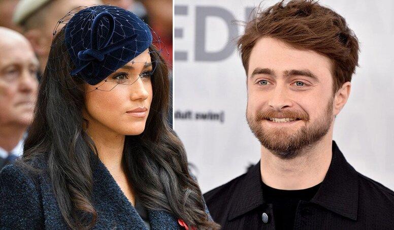 «Я очень ей сочувствую»: звезда «Гарри Поттера» Дэниел Рэдклифф поддержал Меган Маркл
