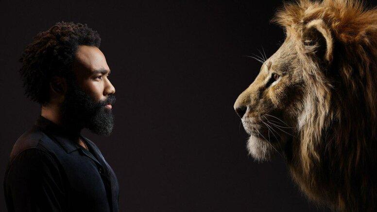 Лица зверей: Промо фильма «Король Лев»