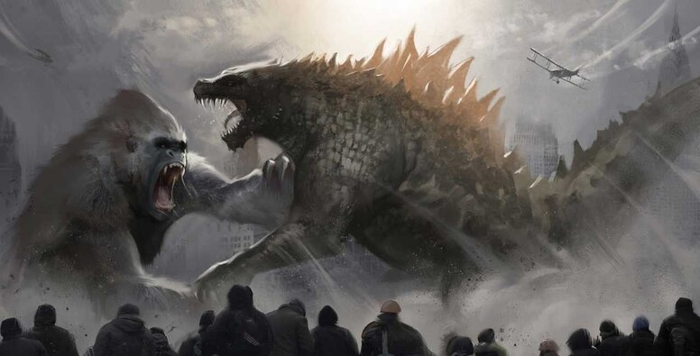 Премьеру «Годзиллы против Кинг-Конга» перенесут с марта на ноябрь 2020