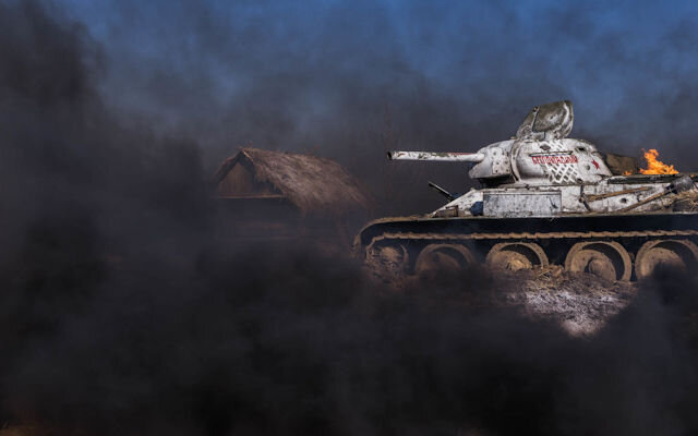 «Т-34» покажут в IMAX