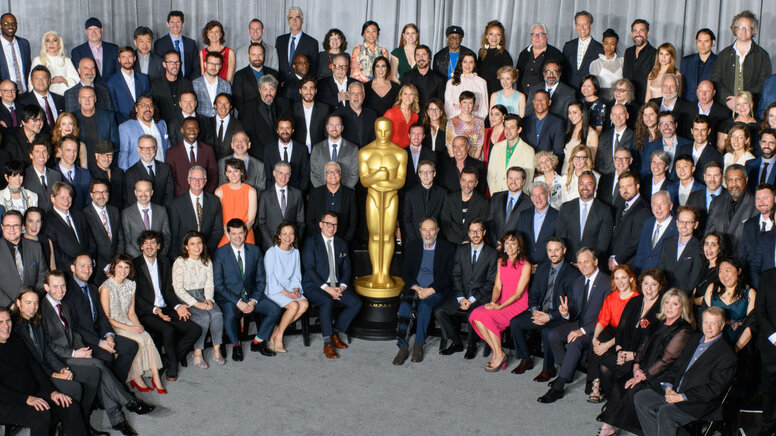 Номинанты на«Оскар» собрались наланч: Фото