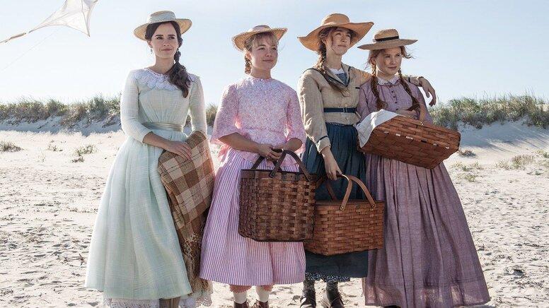 Жизнь сестёр: Появился первый трейлер фильма «Маленькие женщины»
