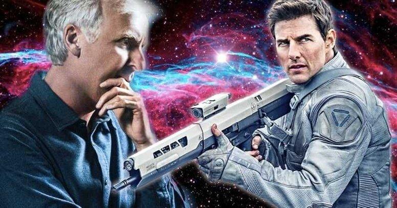 Это был бы шедевр: Джеймс Кэмерон предлагал Тому Крузу снять фильм на МКС