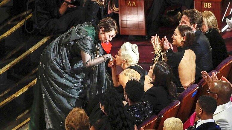 Внезапная Оливия, довольный Спайк и злой Трамп: Главное на «Оскарах»