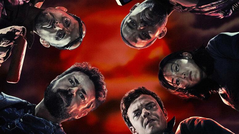 Неправильные супергерои: Трейлер сериала «Пацаны» без цензуры