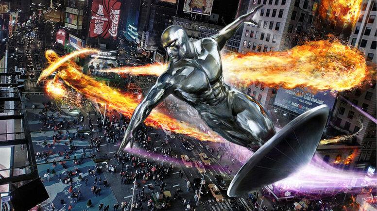 Слухи: Marvel разрабатывает сольный фильм о Серебряном Сёрфере