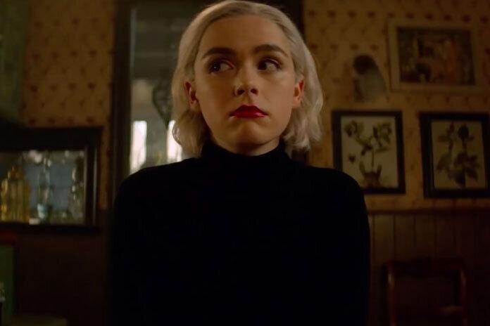 Трейлер и дата премьеры 2 сезона «Леденящих душу приключений Сабрины»