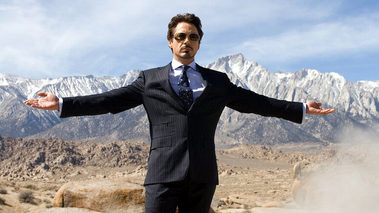 Тони Старк стал «лицом» миллиардеров в поисковике Google