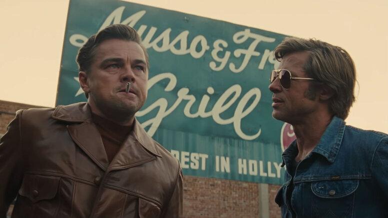 Всё может измениться по щелчку: Новый трейлер «Однажды вГолливуде»