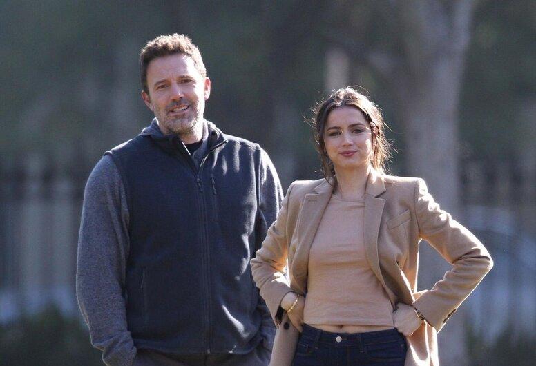 Фото: Бен Аффлек и Ана де Армас приступили к съемкам в эротическом триллере «Глубокая вода»