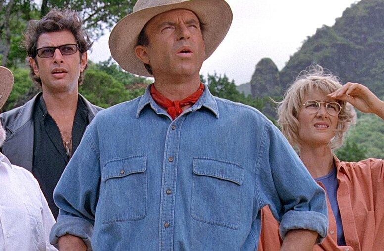 Старая гвардия возвращается: Сэм Нил, Лора Дерн и Джефф Голдблюм снимутся в «Мире Юрского периода 3»