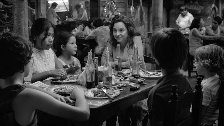 «Рома» стала лучшим фильмом на иностранном языке