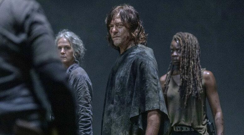 Вышло описание будущих серий десятого сезона «Ходячих мертвецов»