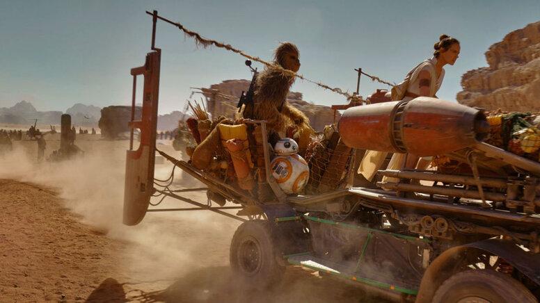 «Звёздные войны: Скайуокер. Восход»: Промо-кадры и фото со съёмок