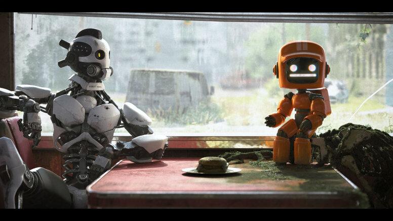 Антологию «Любовь, смерть и роботы» продлили на второй сезон