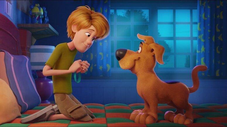 Представлен дебютный трейлер полнометражного мультфильма «Скуби-Ду!»