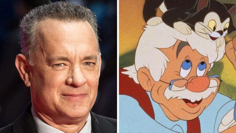 Том Хэнкс готов сыграть Джеппетто в ремейке «Пиноккио» от Disney