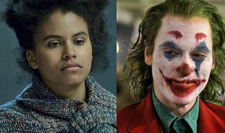 Оператор «Джокера» объяснил, что случилось с героиней Зази Битц